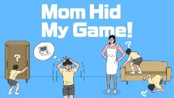 Hidden My Game By Mom is back! as it surprise-launches on iPhone and iPad