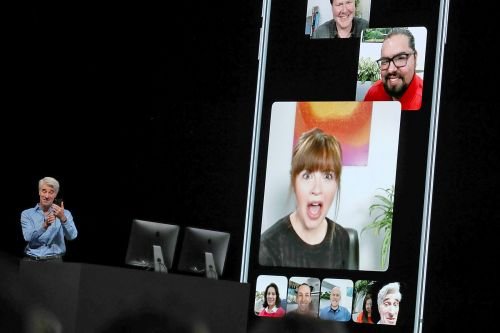 IOS 12 won't launch with FaceTime group chats