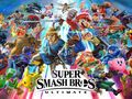 Here's Every Character in Super Smash Bros. Ultimate