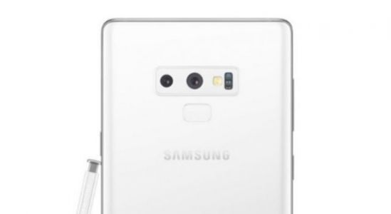 Samsung Galaxy Note 9 white version to arrive Taiwan on November 23