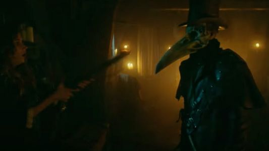 Trailer for Neil Marshall's Witch Hunt Horror Film THE RECKONING Set During the Black Death