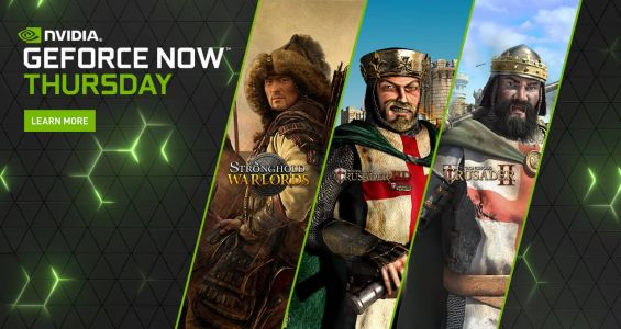 NVIDIA Adds The Entire Stronghold Series To GeForce NOW