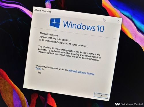 Windows 10 May 2019 update is blocked on PCs with USB drives and SD cards