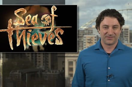 Avast! It's time to play pirate in Microsoft's fun-filled 'Sea of Thieves' Xbox MMO