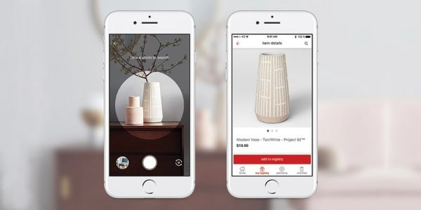 Pinterest's Lens tech powers Target's visual search tool
