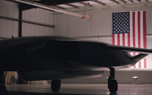 55,000 lbs Ravn X Satellite-Launching Drone Plans to be 95% Reusable