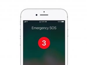 How To Use The iPhone Emergency SOS Feature