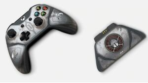 Mandalorian-themed Xbox controller with Pro charging stand available for pre-order