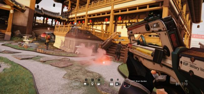 Rainbow Six Siege instantly bans players for using slurs