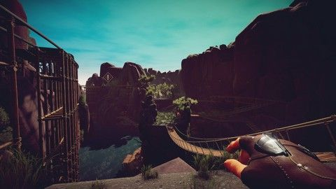 First Person Platformer 'The Free Ones' Lets You Soar Through The Skies