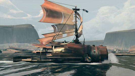 Far: Changing Tides is a seabound follow-up to Far: Lone Sails