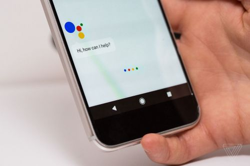 A quarter of Google Duplex calls are actually placed by humans