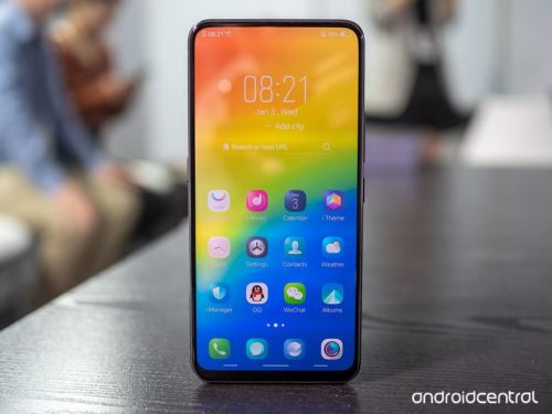 Vivo NEX vs. OPPO Find X: Which futuristic phone is better?