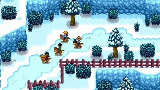 Stardew Valley Tops Nintendo's Best-Selling Indie Games List