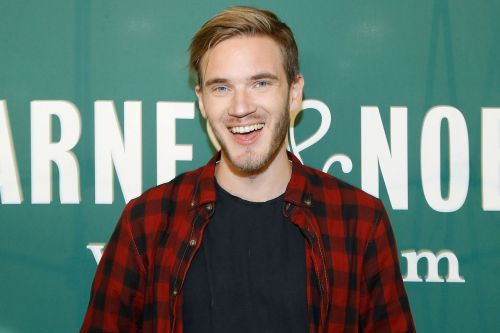 People are lining up to watch PewDiePie lose his spot as the top YouTube channel