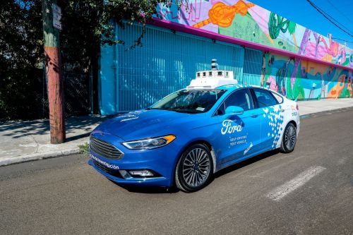 Ford's self-driving cars are really good, but are they good enough to win?