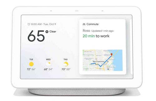 Google Store offering Home Hub and two Home Mini speakers for $129