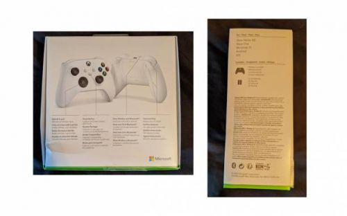 Xbox Series S budget console confirmed by new controller packaging