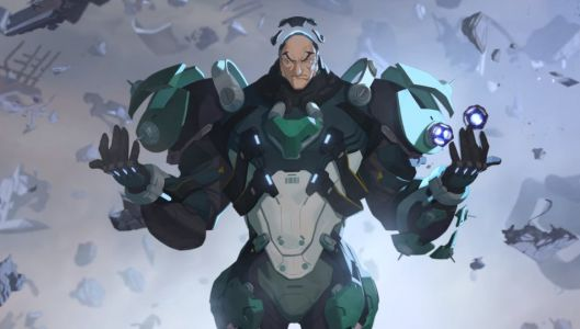 Check out the Origin Story for the new Overwatch hero, Sigma