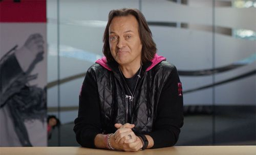 T-Mobile won't sell location data to 'shady middlemen', says CEO John Legere