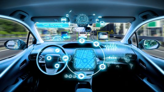 Smart cars could be hijacked via AI hacking