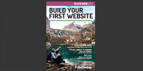 Techradar Pro teams up with GoDaddy to produce a web-hosting tips eBook