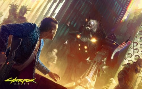 CD Projekt Red Confirms Cyberpunk 2077 Is Targeting Current-Gen Consoles