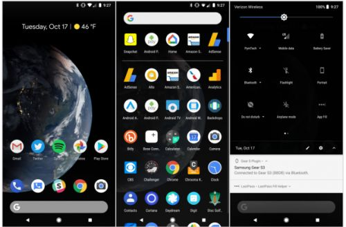 The Pixel 2 has a hidden dark mode Google isn't telling anyone about