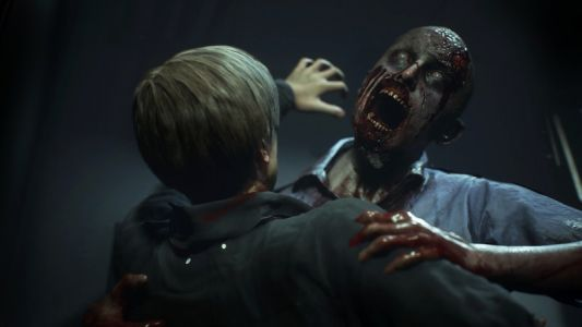 Resident Evil 2 lets you play as tofu