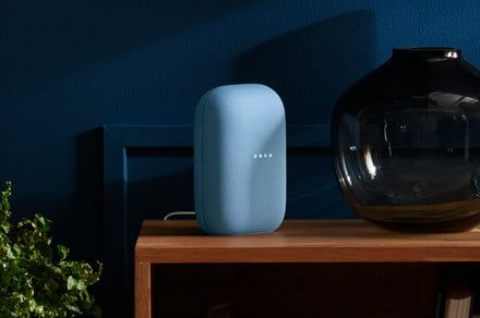 What is this? Say hello to the new Google Nest speaker