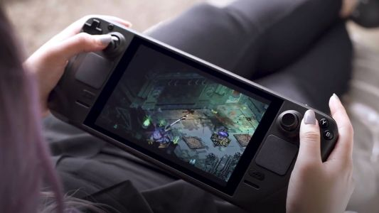 Valve have announced the very Switch-like Steam Deck