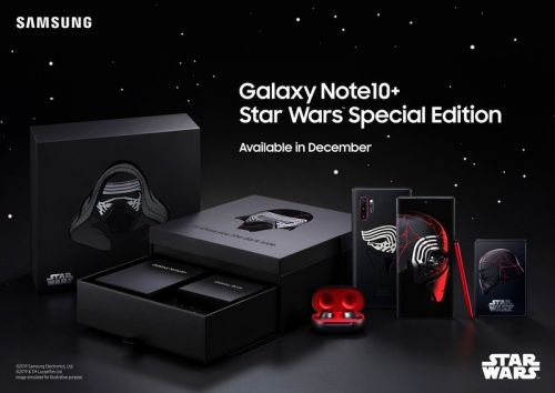 Are you going to buy the Star Wars-themed Galaxy Note 10 bundle?