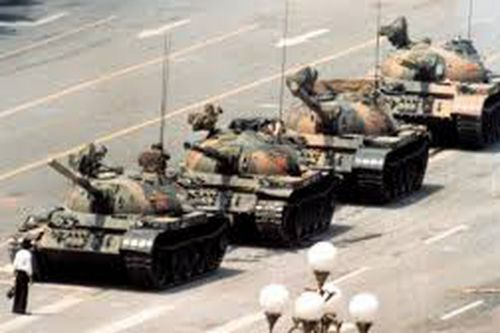 Leica censored in China for ad that dramatizes the Tiananmen Square protests
