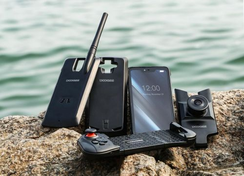 DOOGEE phones with 20% off for Aliexpress March 28th promo day