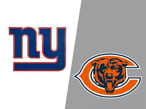 How to watch Chicago Bears vs New York Giants live stream