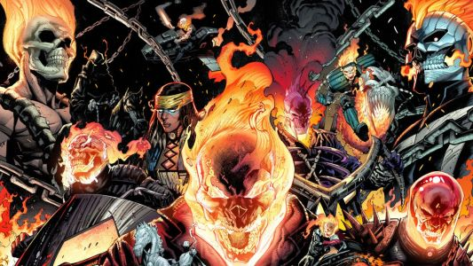Ghost Rider turns 2022 into 'A Year of Vengeance' to mark 50 years in the Marvel Universe
