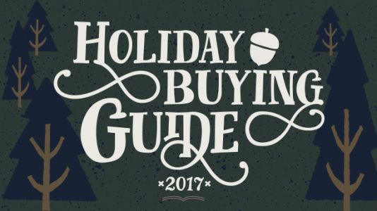 Game Informer's Holiday Buying Guide 2017