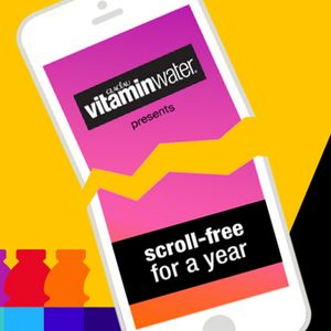 Vitamin Water will pay $100,000 to one person who can go without a smartphone for a full year