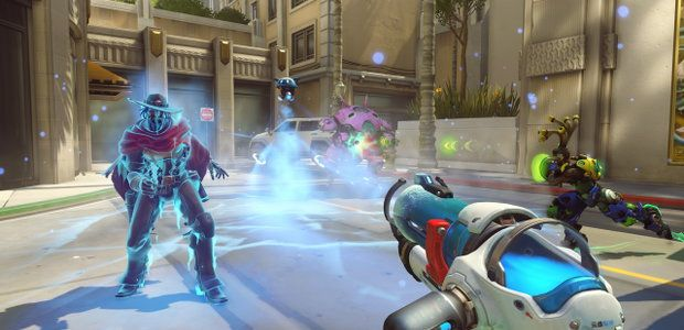 Overwatch launches 6v6 Competitive Elimination