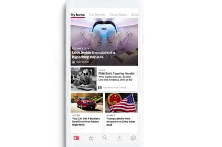 Goodbye MSN: Microsoft rebrands news service, releases app on Android and iOS