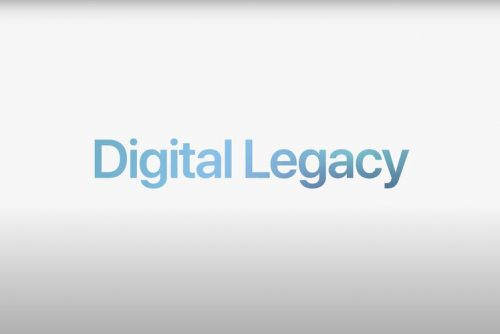 What is Apple Digital Legacy and how do Legacy Contacts work?