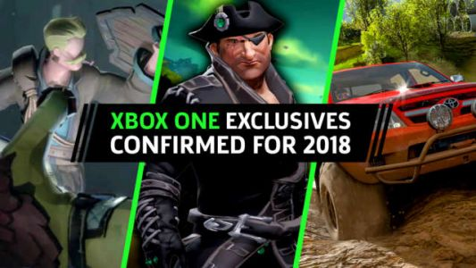 The 10 Biggest Xbox One Exclusives Confirmed For 2018: Forza Horizon 4, Sea Of Thieves