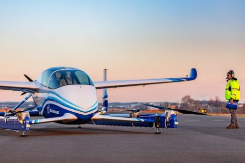Boeing just got one step closer to making its autonomous flying taxi a reality