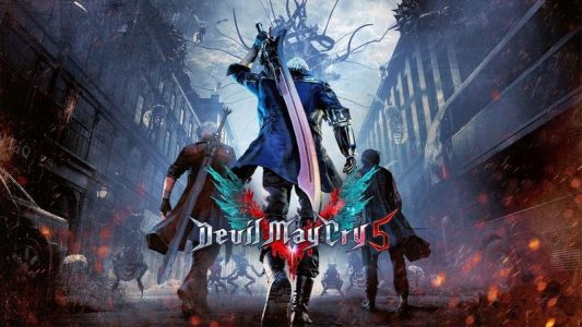 Devil May Cry 5 launches next March, preorder here