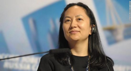 Huawei CFO perfects $7.5 million bail conditions