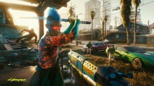 Cyberpunk 2077 patch 1.1 arrives with stability improvements, bugfixes