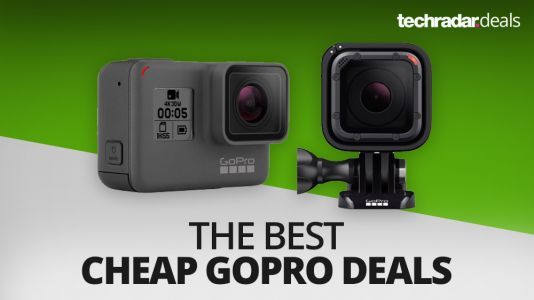 The best cheap GoPro prices, sales and deals on Black Friday 2018
