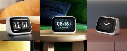 Xiaomi Xiaoai smart speaker with a 4-inch display released