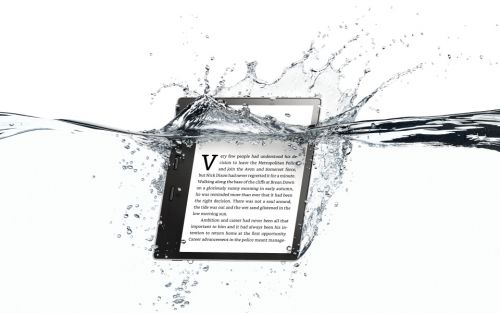 The luxury Kindle Oasis gets discounted for the first time, by £50