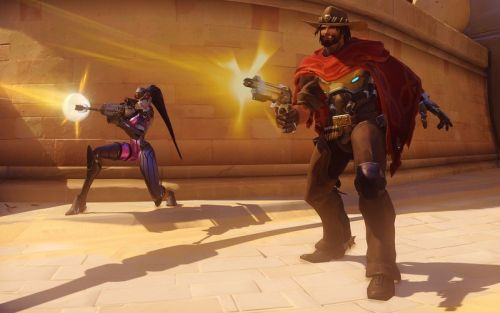 Blizzard renames Overwatch's McCree to Cole Cassidy